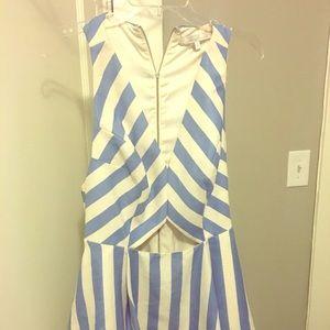 Like new Lovers + Friends cut out dress